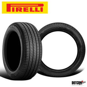2 X New Pirelli Cinturato P7 As 205 55r16 Rft Tires