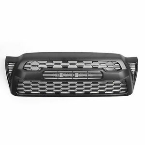 2005 2011 For Tacoma Trd Pro Front Grille Insert Bumer Hood W All Letters