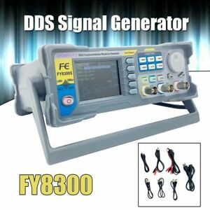 Fy8300 60m Dds Signal Generator 3 channel Frequence Functions Arbitrary Waveform