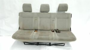 Third Row Far Back Seats Oem 2002 Volkswagen Eurovan R316633