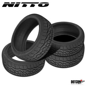 4 X New Nitto Nt420v 275 45r20xl Tires