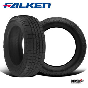 2 X New Falken Wildpeak H t02 265 70r16 Tires