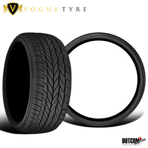 2 X New Vogue Custom Blt Rad Viii 235 55r17 99h Tires