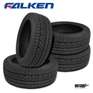4 X New Falken Ziex Ze960 A S 245 40r17xl Tires