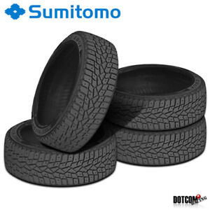 4 X New Sumitomo Ice Edge 175 70r14 88t Xl Tires