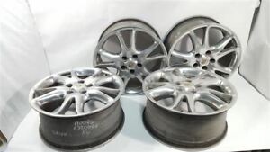 Full Set Of 4 Wheels Rims 20x9 5 Spoke Chrome Oem 03 04 Porsche Cayenne R320664