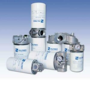 Filtrec Hydraulic Fa 1 Suction Spin On Filter