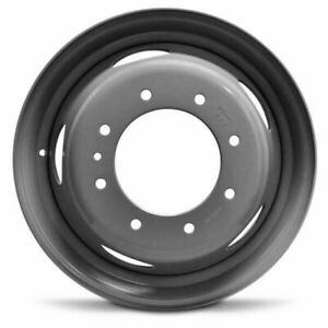 Pair 2 19 5 Grey Replacement Wheel Fits 99 03 Ford F450 f550 19 5x6 8x225 136mm