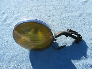 1936 1937 1938 1939 1940 1941 1942 1947 Chevrolet Gm Accessory Guide Fog Light