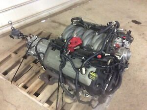 11 14 Ford Mustang Gt 5 0 Complete Dropout Engine Swap