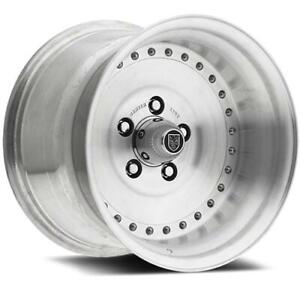 15 X10 Centerline Auto Polished 5x4 5 16 Et 005p 51065 16 Rims Wheels