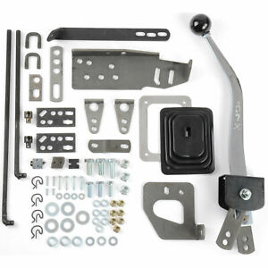Hurst 5010002 Indy 3 speed Shifter Includes Boot Knob And Hardware