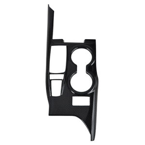 Inner Gear Shift Box Panel Frame Cover Trim For Toyota Camry Se Le Xse 2018 2019