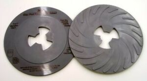 3M Disc Pad Face Plate Ribbed 80516 7