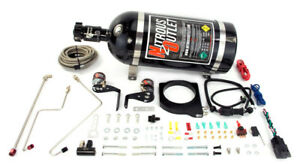 Nitrous Outlet 102mm Fast Intake 2010 13 Camaro Plate System no Bottle