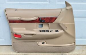 Door Panel Trim Left Lh Driver Drivers Side Front Driver Crown Vic Grand Marquis
