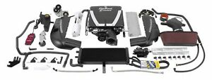Edelbrock 1591 Supercharger Stage 1 Street Kit 2008 2012 Gm Corvette Ls3