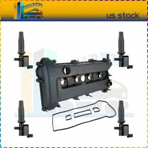 Engine Valve Cover Gasket ignition Coil For 05 08 07 Ford Focus Mercury Mariner