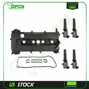 05 08 For Mercury Mariner Ford Escape Valve Cover Gasket ignition Coil