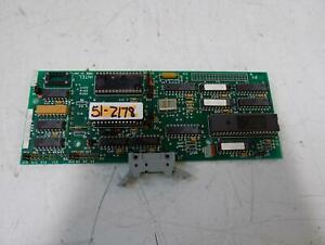 Intel Circuit Board Psbx344a