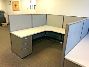 Cubicle partition System By Ais 6ft X 6ft X 50 h