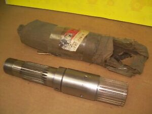 Oliver 1550 1555 1600 Farm Tractor Brand New Pto Drive Shaft