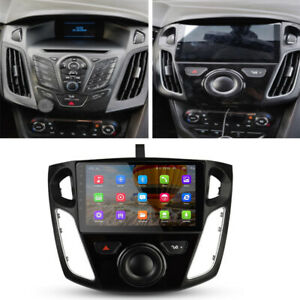 9 Android 9 1 Car Radio Stereo Gps 2 32gb W Canbus For Ford Focus 2012 2017