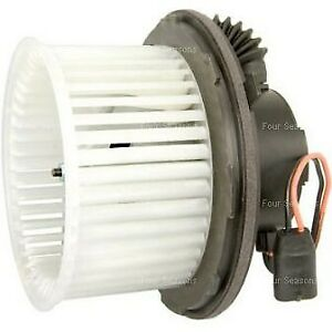 75748 4 seasons Four seasons Blower Motor Front New For Chevy Avalanche Suburban
