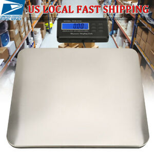 660lb Postal Scale Digital Shipping Electronic Mail Packages Capacity 300kg