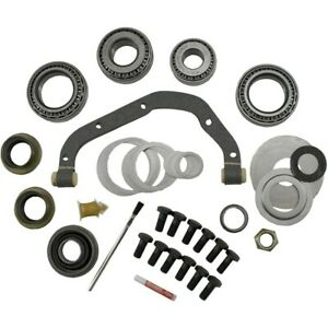 Yk D44 ifs e Yukon Gear Axle Differential Installation Kit Front New For F 150
