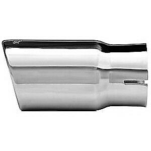36484 Dynomax Exhaust Muffler Tail Tip Pipe Driver Left Side New For Chevy Olds