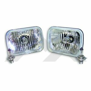Rt28005 Rt Off road Set Of 2 Headlight Conversion Kits New For J Series Pair