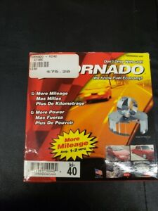 New Tornado Intake Air Director Ki 40 1290