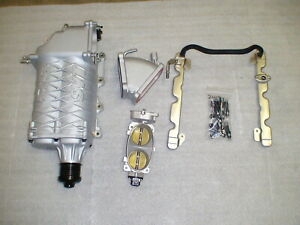 2 3l Tvs Eaton Trinity Supercharger Kit 07 14 Ford Shelby Gt500 5 4 5 8 Dohc