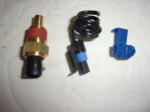 Hummer H1 Coolant Temperature Sending Unit With Pigtail
