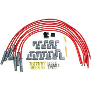 31179 Msd Set Of 6 Spark Plug Wires New For Olds Suburban S15 Pickup Jimmy Fury