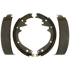 17228b Ac Delco 2 Wheel Set Brake Shoe Sets Front Or Rear New For Chevy Olds