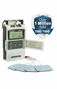 Best Tens Unit Machine Therapy 5000 same As 7000 Electronic Pulse Massager