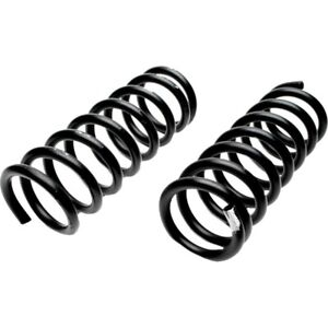 45h0149 Ac Delco Set Of 2 Coil Springs Front New For Chevy Olds Cutlass Pair