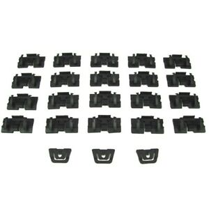 Pck 429 82 Precision Parts Molding Clips Set Of 23 New For Honda Accord 82 83