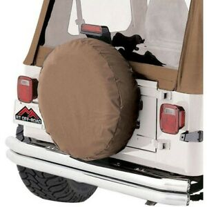 Tc272937 Rt Off Road Spare Tire Cover New For Jeep Wrangler Cj7 Cj5 Willys Cj6