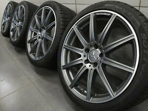 19 Inch Winter Tyres Mercedes E63 Cls63 Amg W212 S212 A2124015102 Winter