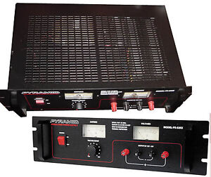 Ps52kx 52a 13 8 v Regulated Power Supply W Built in Cooling Fan 120vac