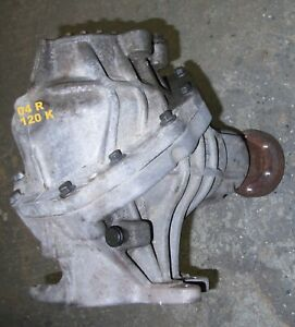 2004 Volvo S60r Awd Angle Gear Transfer Case 120k Oem also 2004 2005 Xc70