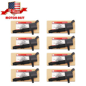 8pcs Oem Ignition Coils Fit For 5 4l Ford Expedition Explorer Motorcraft F 150