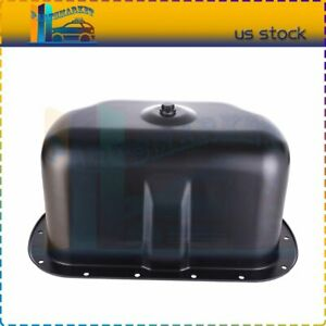 New Engine Oil Pan For 08 10 Ford F450 Truck Engine Oil Pan V8 6 4l Turbo Diesel