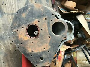 Mgb Transmission Or Gearbox To Engine Mounting Plate 1968 1980