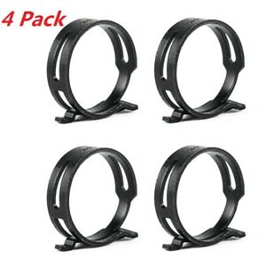 4x Upper Lower Radiator Hose Clamps Kit For Honda Accord Civic Crv Fit Odyssey