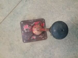 Farmall Cub Gearshift