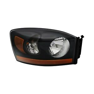For Dodge Ram 1500 2006 Pacific Best P52407 Passenger Side Replacement Headlight